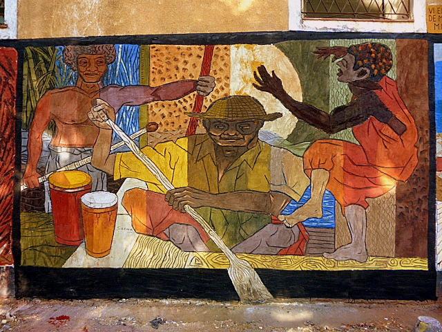 Se Lleva A Cabo El V Encuentro Latinoamericano De Muralismo En Chaco