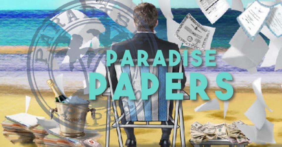 "Paradise Papers: el 10% de la riqueza mundial se oculta en ""paraísos  fiscales"""