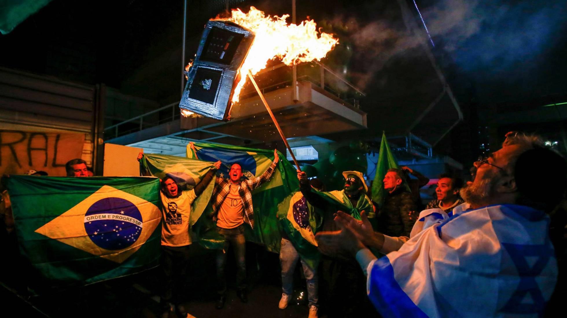 se-incrementa-la-violencia-politica-en-brasil-antes-de-la-segunda-vuelta-electoral